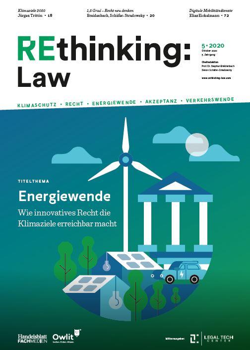 REthinking Law Ausgabe 05/2020